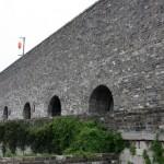 Cittadella interna ovvero cortile all'interno delle mura